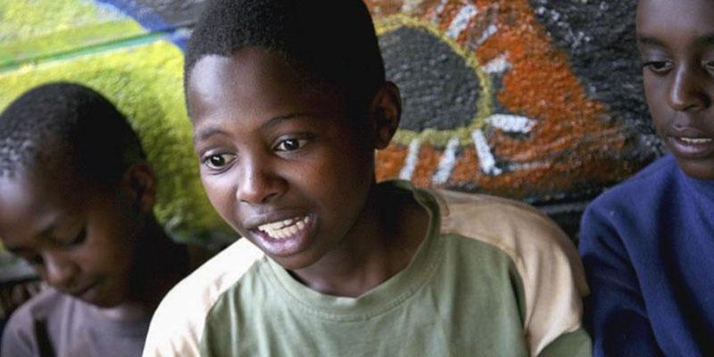 I bambini di strada di Nairobi diventano allevatori Cover image