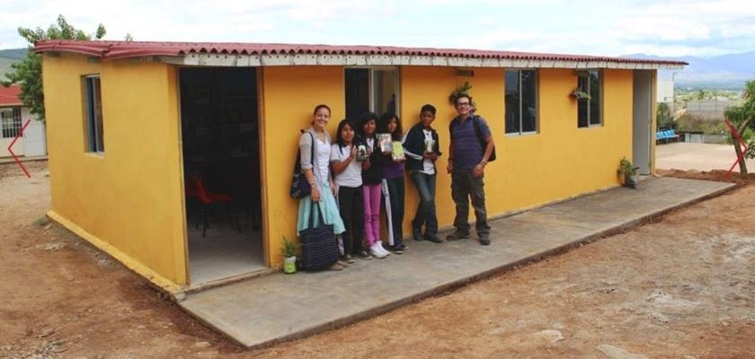 Come costruire una scuola dai rifiuti Cover image