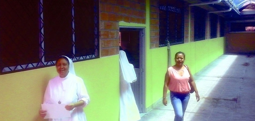 Un ospedale per l'Amazzonia Cover image