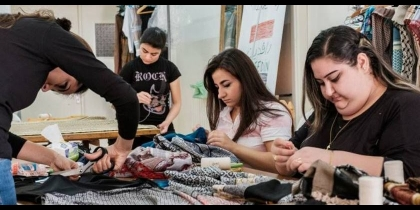 L'atelier delle rifugiate irachene List item image