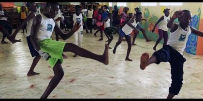 Capoeira ad Haiti. Il ritmo che libera List item image