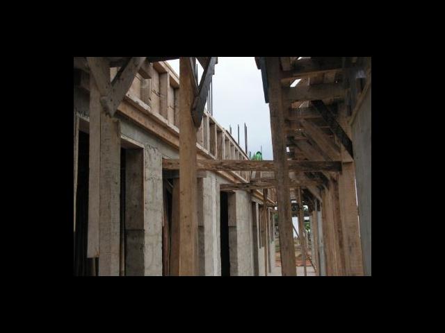 Costruzione edificio parrocchiale multiuso for Piano di costruzione dell edificio