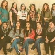L'atelier delle rifugiate irachene Portrait image