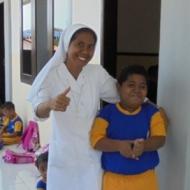 Un asilo a Timor Ovest Portrait image